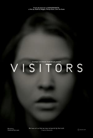 movie poster of Visitors