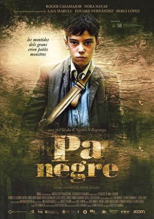 movie poster of Pa Negre