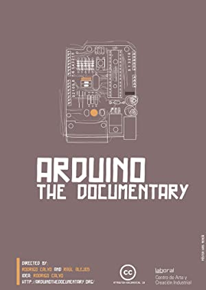 movie poster of Arduino the Documentary