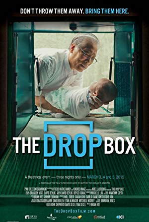 movie poster of The Drop Box