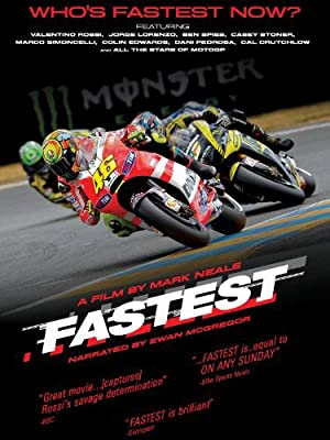 movie poster of Fastest
