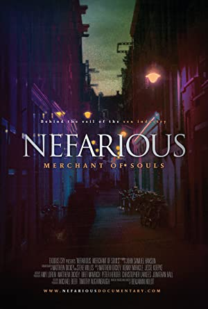 movie poster of Nefarious: Merchant of Souls