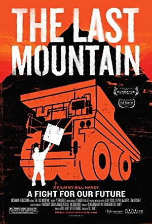 movie poster of The Last Mountain