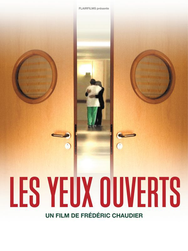 movie poster of Les yeux ouverts