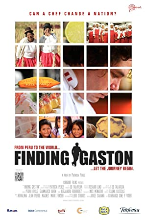 movie poster of Buscando a Gastón