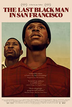 movie poster of The Last Black Man in San Francisco