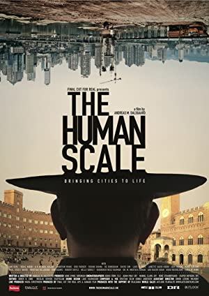 movie poster of The Human Scale