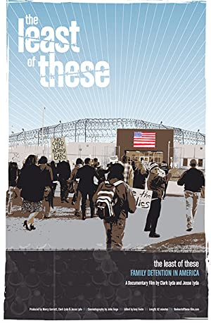 movie poster of The Least of These