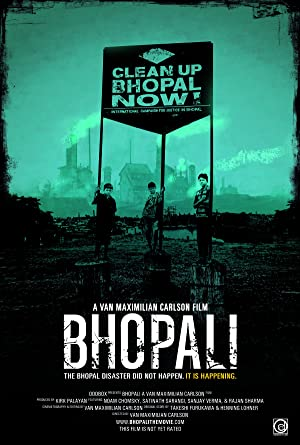 movie poster of Bhopali