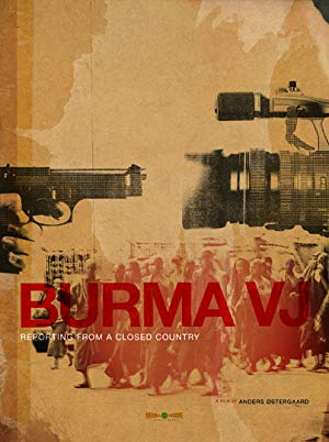 movie poster of Burma VJ: Reporting from a Closed Country