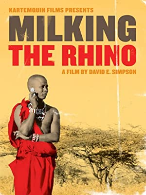 movie poster of Milking the Rhino