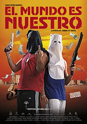 movie poster of El mundo es nuestro