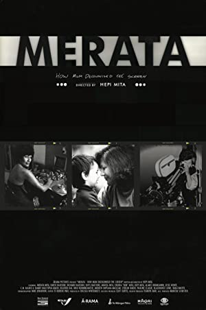 movie poster of Merata: How Mom Decolonized the Screen
