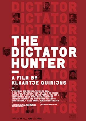 movie poster of The Dictator Hunter