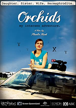 movie poster of Orchids: My Intersex Adventure