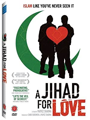 movie poster of A Jihad for Love