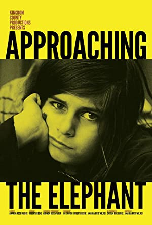 movie poster of Approaching the Elephant