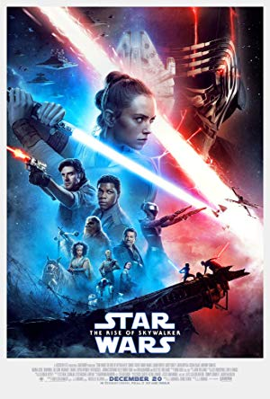 movie poster of Star Wars: The Rise of Skywalker