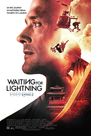 movie poster of Waiting for Lightning