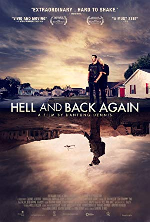 movie poster of Hell and Back Again
