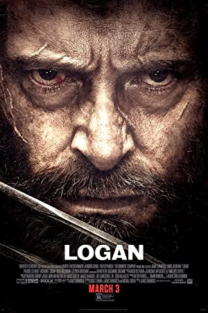 movie poster of Logan