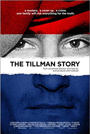movie poster of The Tillman Story