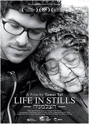movie poster of Life in Stills