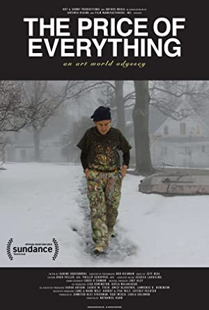 movie poster of The Price of Everything