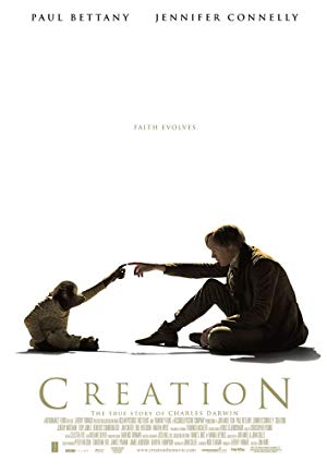 movie poster of Creation