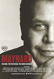 movie poster of Maynard