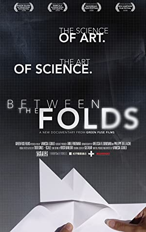 movie poster of Between the Folds