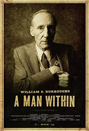movie poster of William S. Burroughs: A Man Within