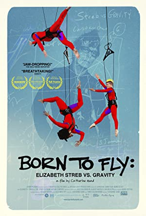 movie poster of Born to Fly: Elizabeth Streb vs. Gravity