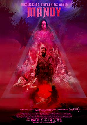 movie poster of Mandy