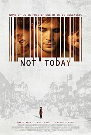 movie poster of Not Today