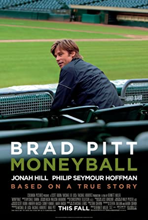 movie poster of Moneyball streaming (where to watch online?)