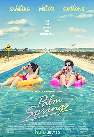 movie poster of Palm Springs