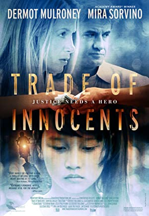 movie poster of Trade of Innocents