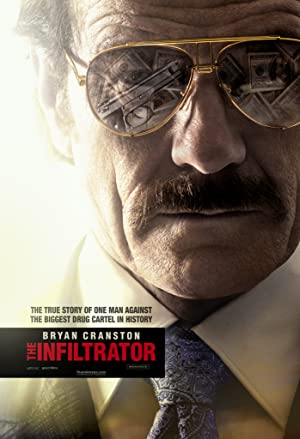 movie poster of The Infiltrator