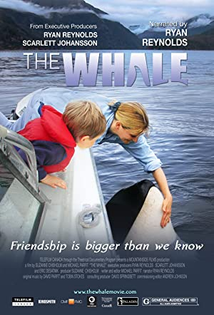movie poster of The Whale
