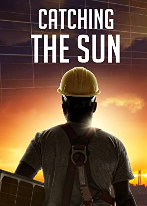 movie poster of Catching the Sun