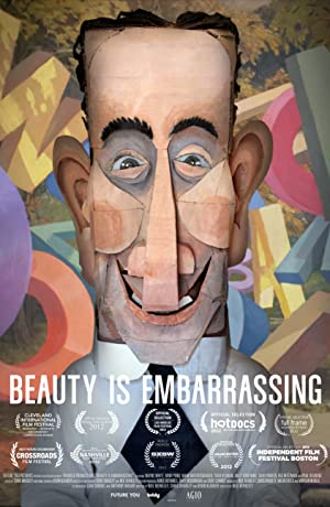 movie poster of Beauty Is Embarrassing streaming (where to watch online?)