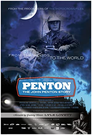 movie poster of Penton: The John Penton Story