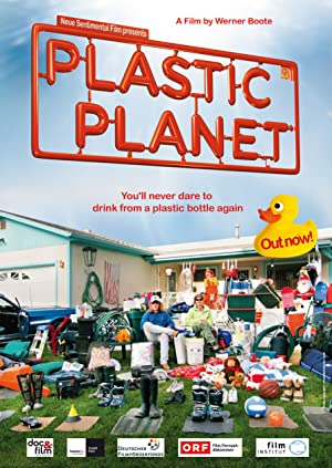 movie poster of Plastic Planet