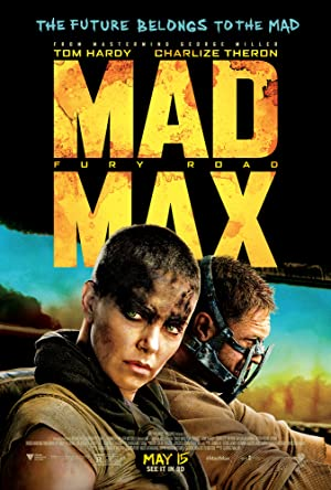 movie poster of Mad Max: Fury Road streaming (where to watch online?)