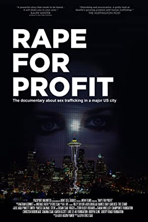 movie poster of Rape For Profit