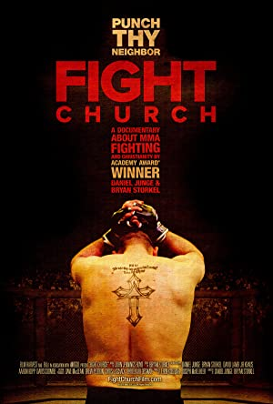 movie poster of Fight Church