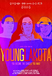 movie poster of Young Lakota