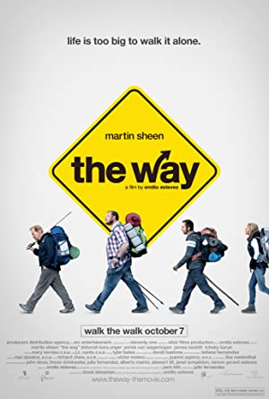 movie poster of The Way