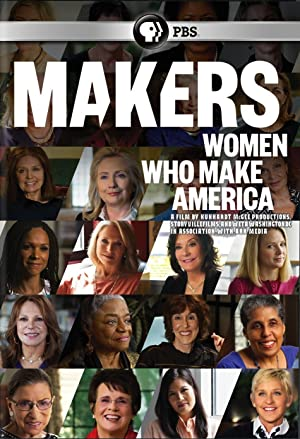 movie poster of Makers: Women Who Make America